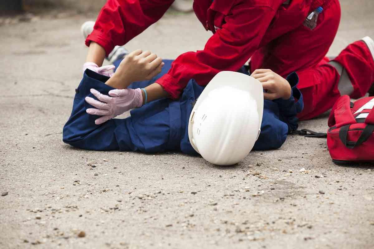 Accidente laboral: qué es y cómo actuar