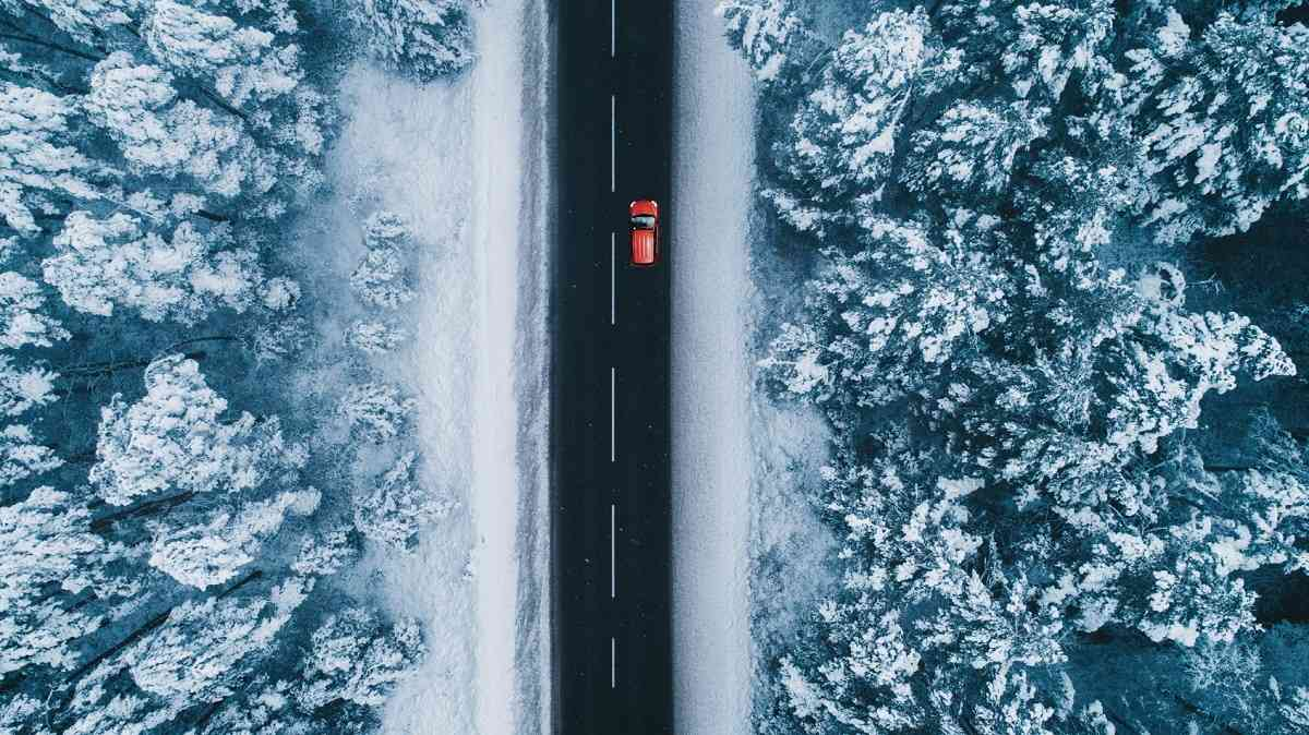 10 consejos para conducir con la ola de frío polar