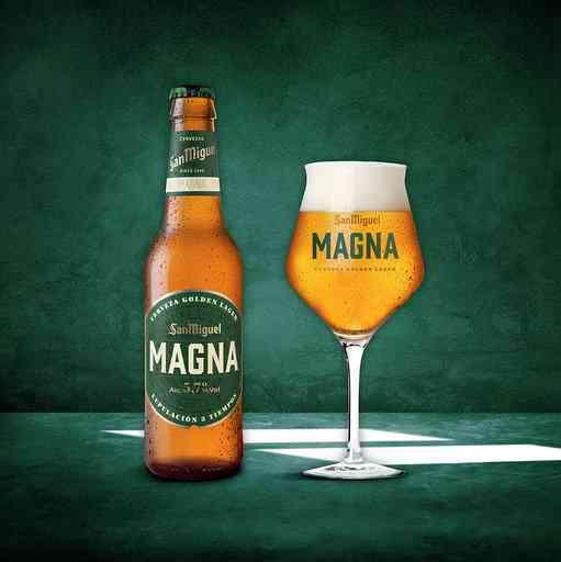 Cervezas San Miguel presenta su nueva MAGNA 1