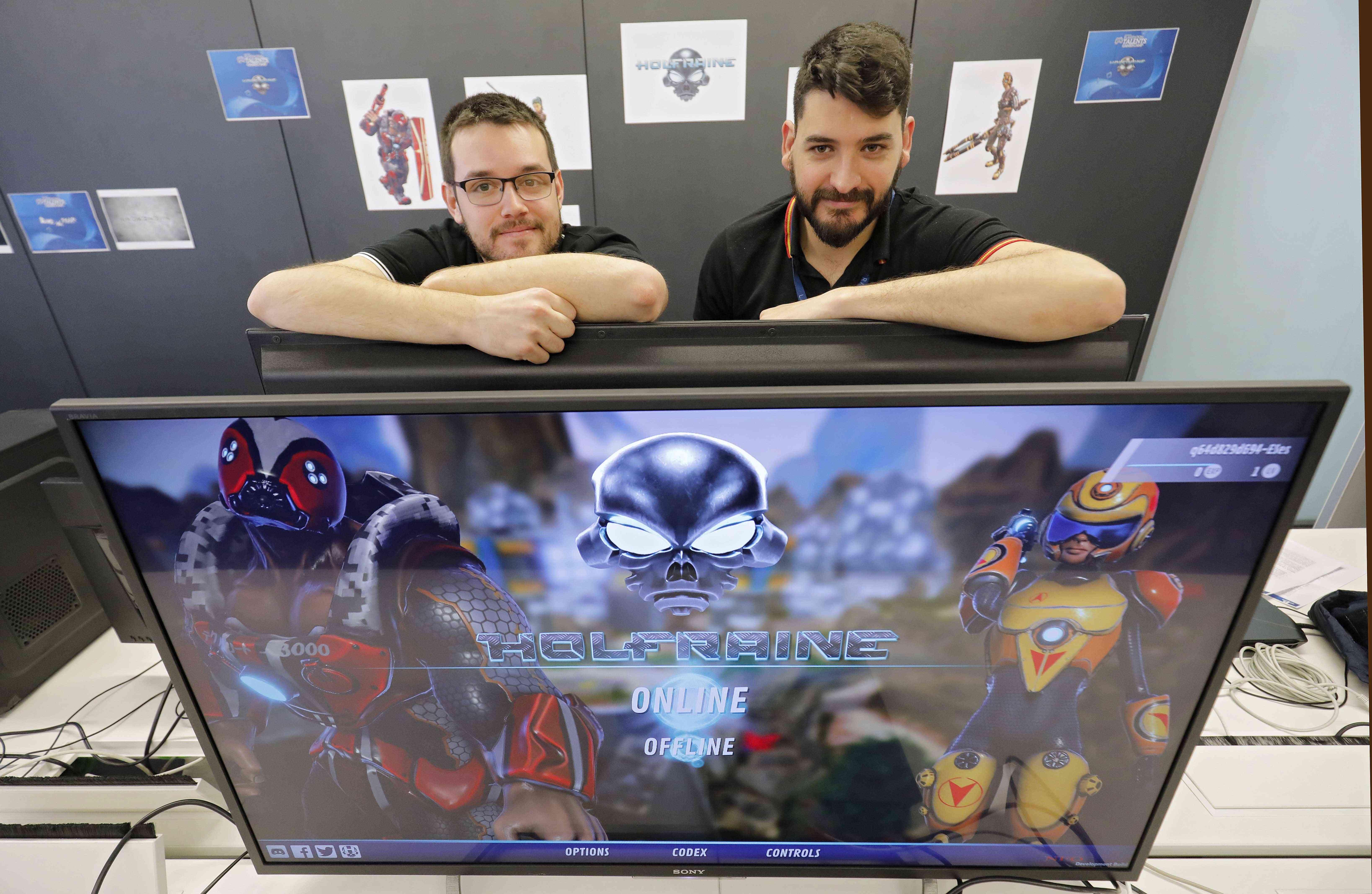 Presentación de los nuevos equipos de la III edición de PlayStation® Talents Games Camp València 2