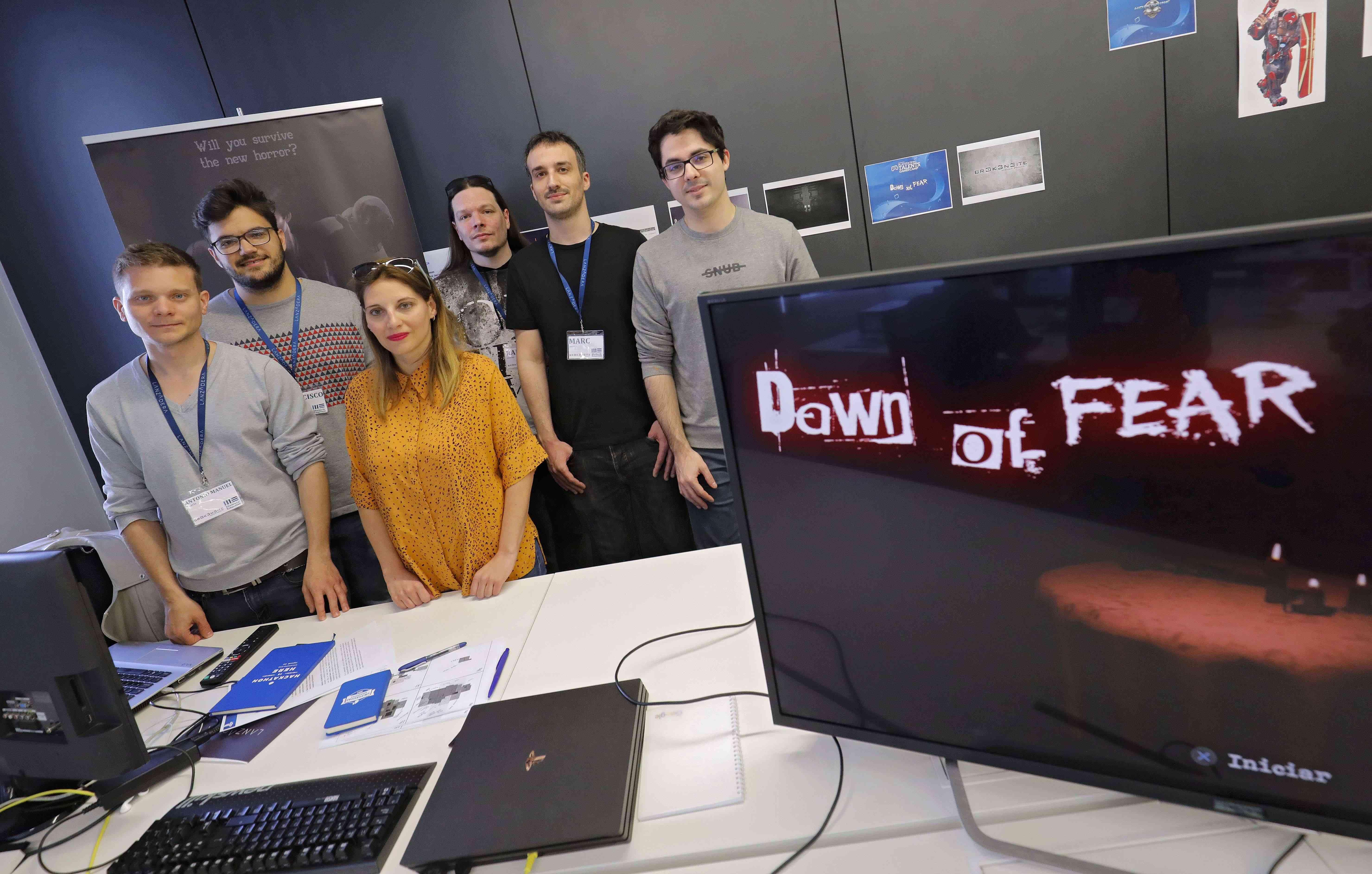 Presentación de los nuevos equipos de la III edición de PlayStation® Talents Games Camp València 4
