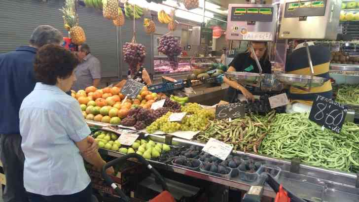 Para cubrir la demanda creciente de alimentos en 2050, la producción alimentaria tiene que aumentar un 70% 1
