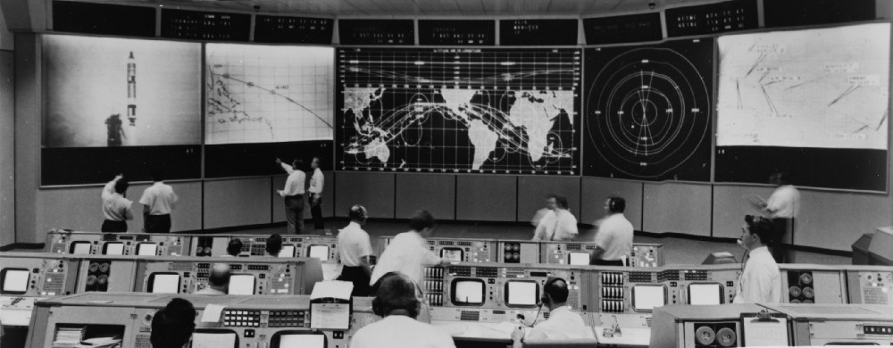 Space Oddity, la historia de cómo Ford ayudó al hombre a llegar a la luna 1
