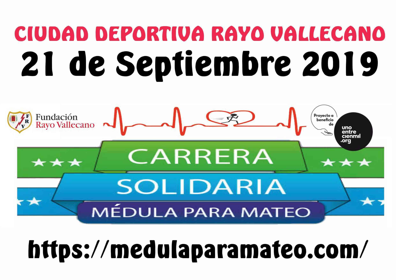 Más de mil corredores unidos para concienciar sobre la donación de médula en la Carrera Médula para Mateo 1