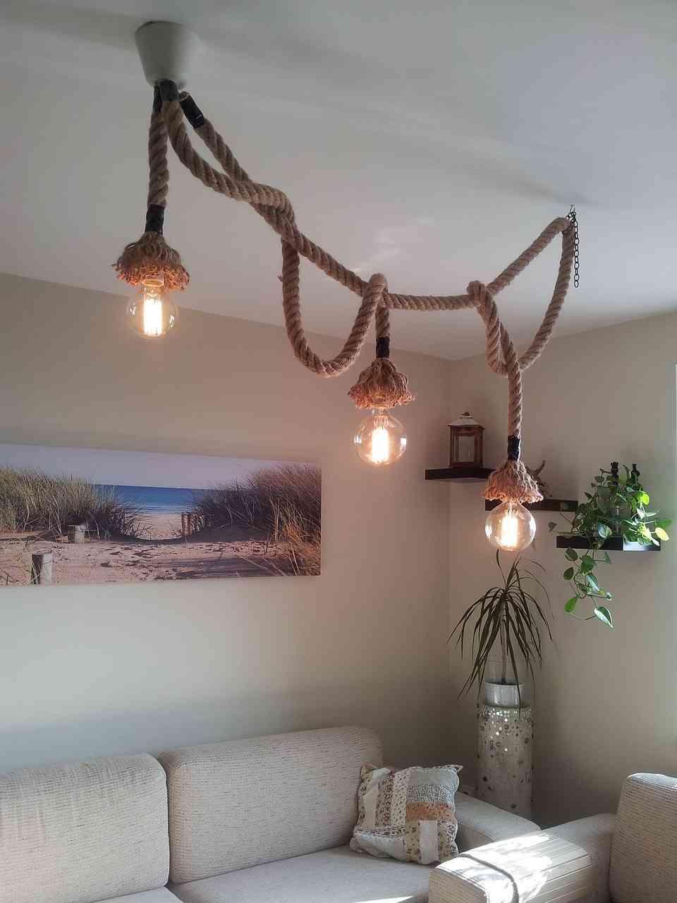 Decorar el salón con las mejores lámparas 1