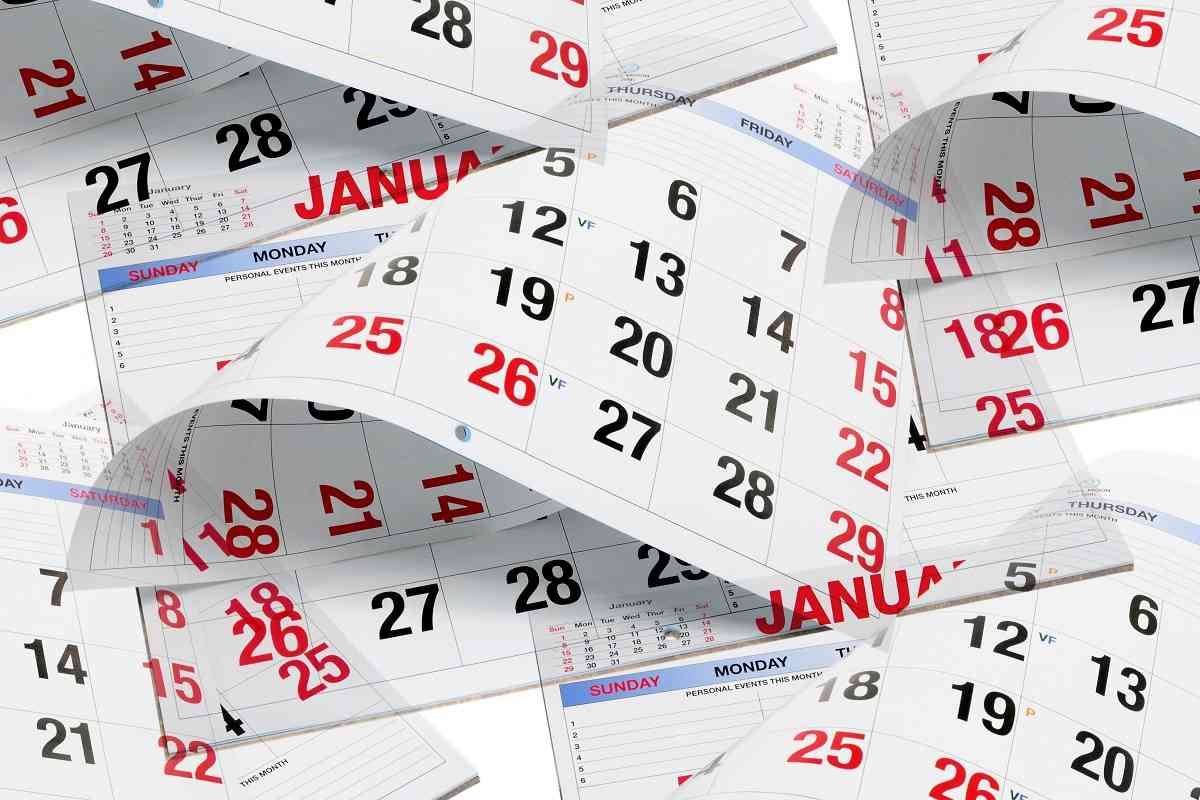 Tipos de calendarios personalizados con los que decorar tu casa 1