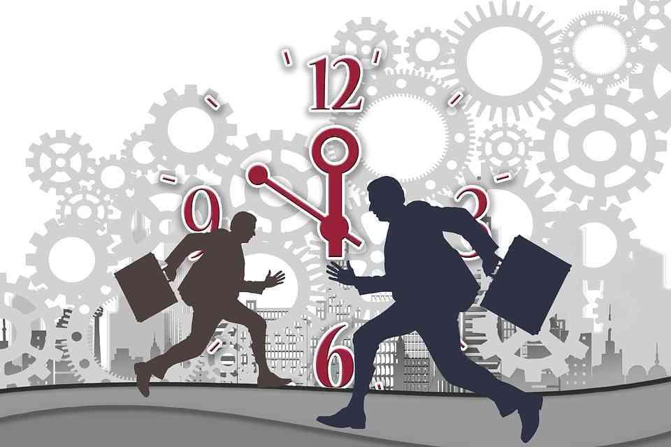 El estrés ya afecta al 60% de los trabajadores 1