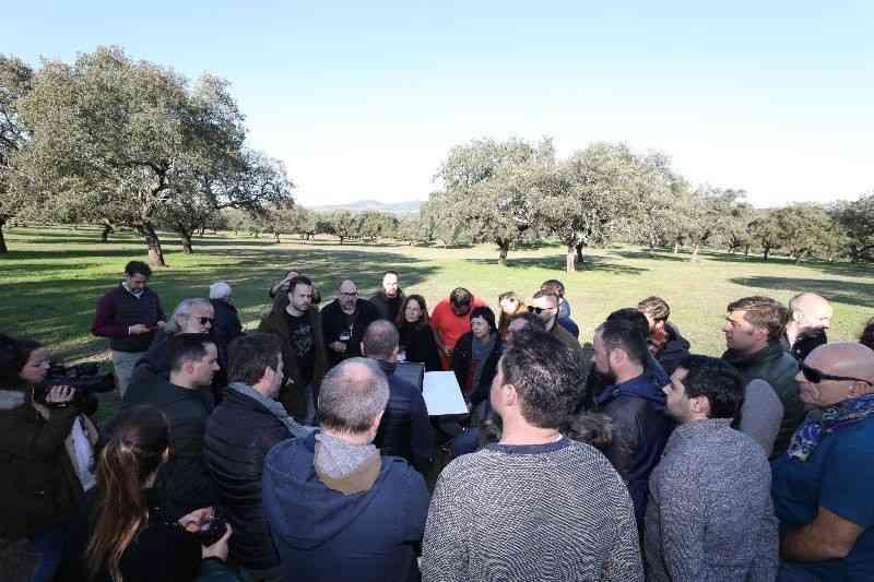 Cocineros rurales piden un pacto de Estado para salvar su futuro y el de su entorno 5