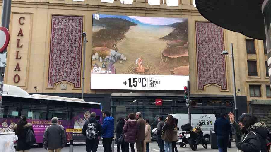 WWF España y el Museo del Prado lanzan una campaña conjunta por la Cumbre del Clima 10