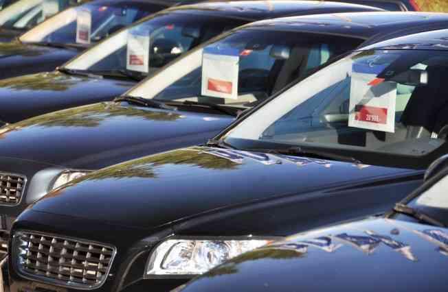 En noviembre, volvió a subir el precio de los vehículos de ocasión