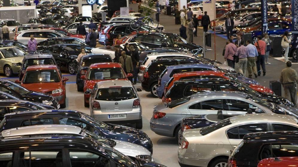 En noviembre, volvió a subir el precio de los vehículos de ocasión 2