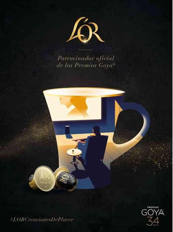 L'OR patrocinador oficial de los Premios Goya en su 34 edición 3