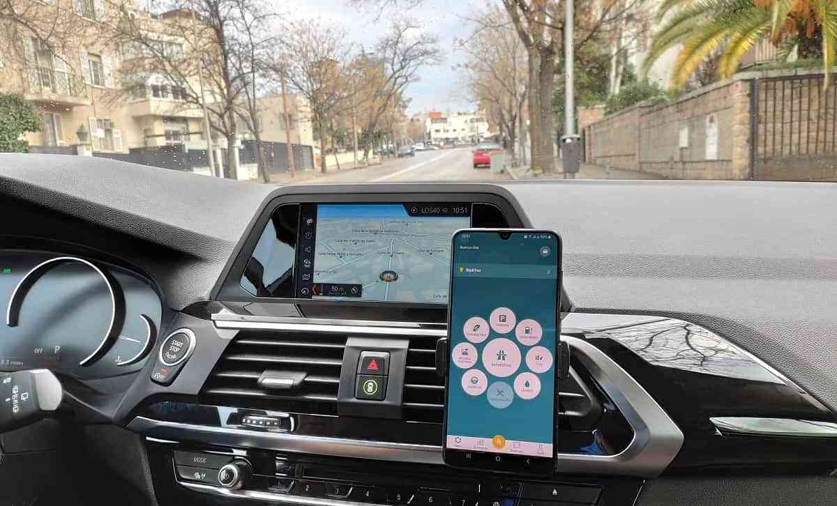 Bip&Drive incorpora a su app la función de lavado de vehículo