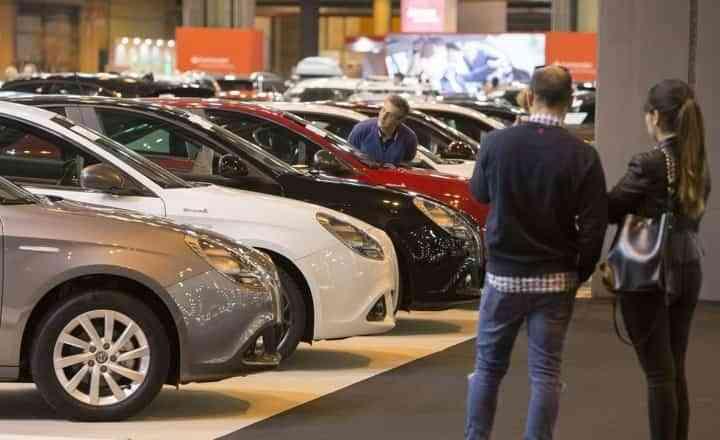 Casi la mitad de los usuarios tiene pensado comprar un coche el próximo año 3