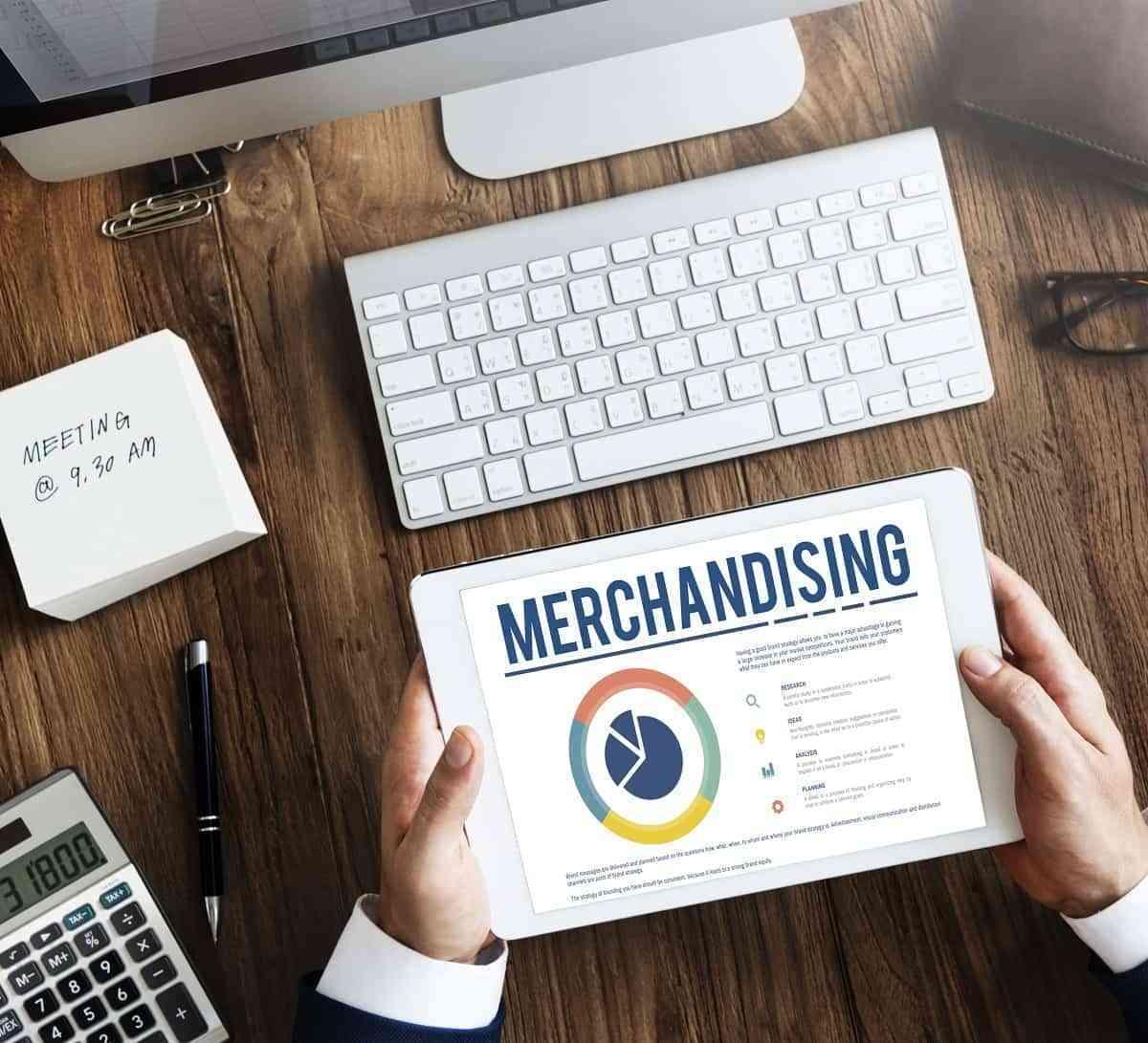 Crisis dentro del mercado del merchandising 1