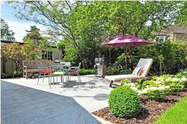 Ideas que brinda Conely para decorar el jardín o la terraza 3