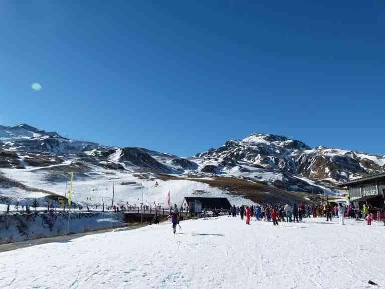 Las mejores estaciones de esquí de España y Andorra
