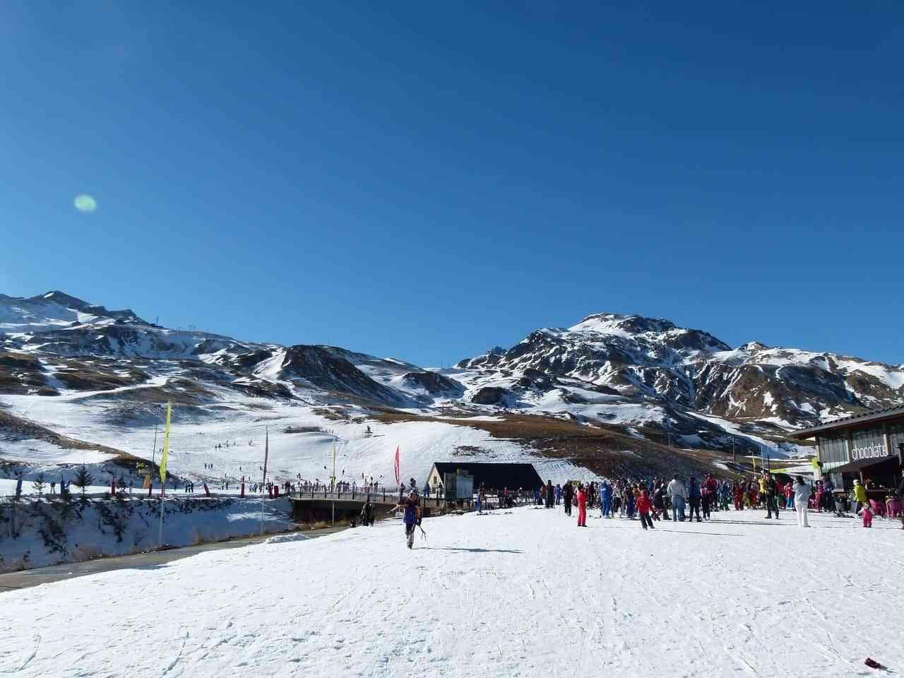 Las mejores estaciones de esquí de España y Andorra 3