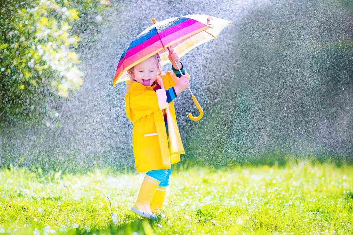 Llegan las lluvias, diferentes tipos de paraguas infantiles para que se diviertan 5