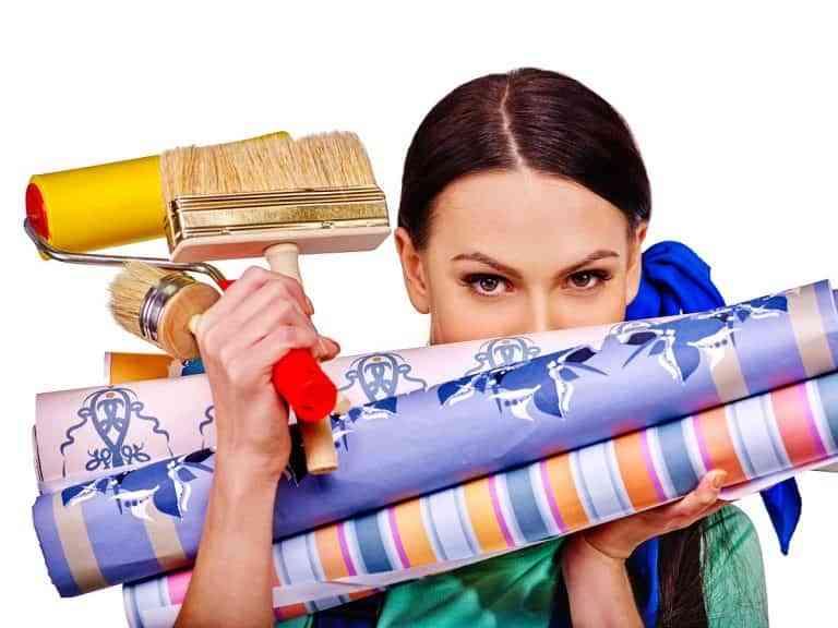 Consejos para elegir bien el papel de pared en cada estancia de la casa