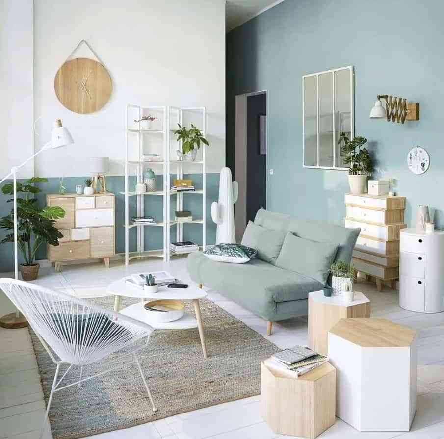 7 muebles perfectos de Maisons du Monde para decorar pisos pequeños 15