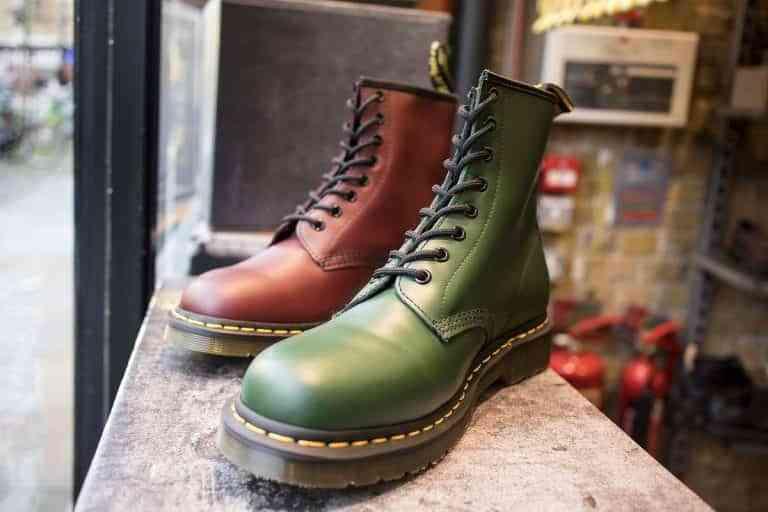 Descubre las Dr. Martens, las botas que nunca pasan de moda