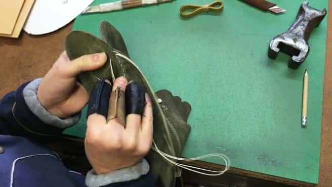 Calzado hecho a mano de Dolfie Paradise rescata la tradición artesanal