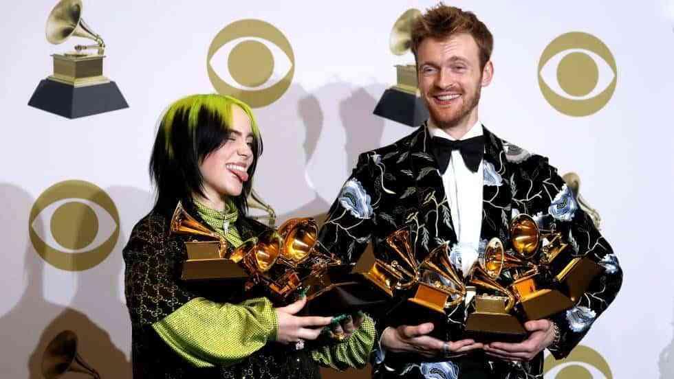 La igualdad en la historia de los Grammy Awards 1
