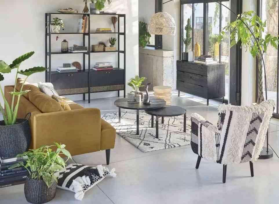 7 muebles perfectos de Maisons du Monde para decorar pisos pequeños 19