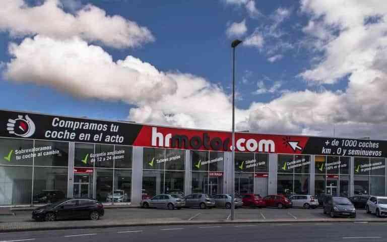 Elige el coche que más te gusta de HRMotor y financia el 100% de la compra