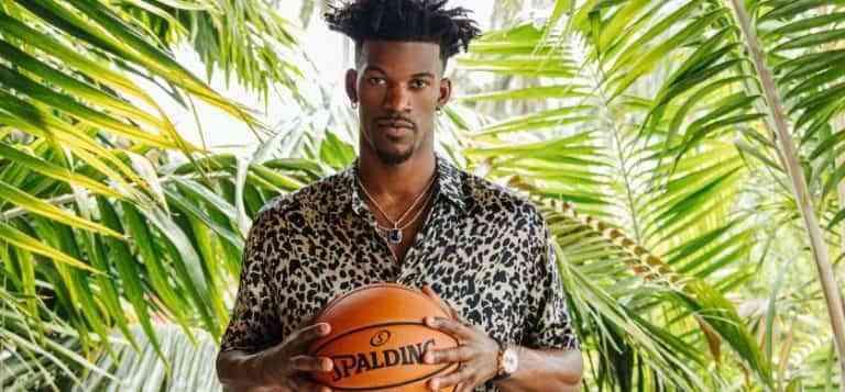 TAG Heuer presentó a su nuevo embajador: la estrella del baloncesto Jimmy Butler