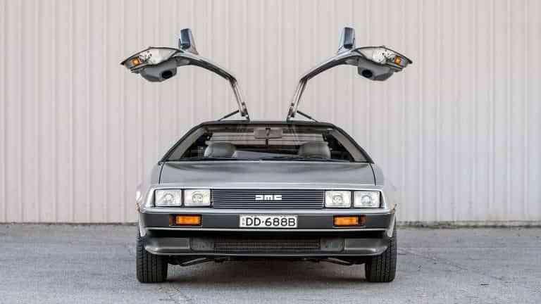¿Qué seguro necesitarían los coches más frikis del cine?