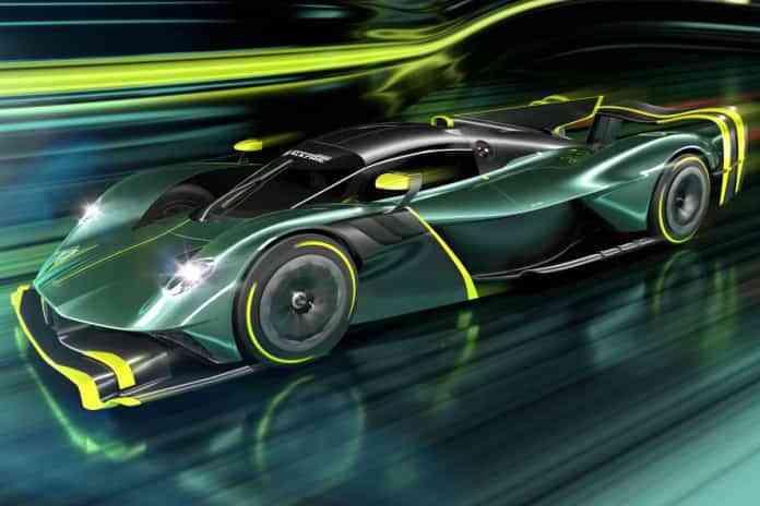 Llegó el hypercar definitivo: Aston Martin Valkyrie AMR Pro 2