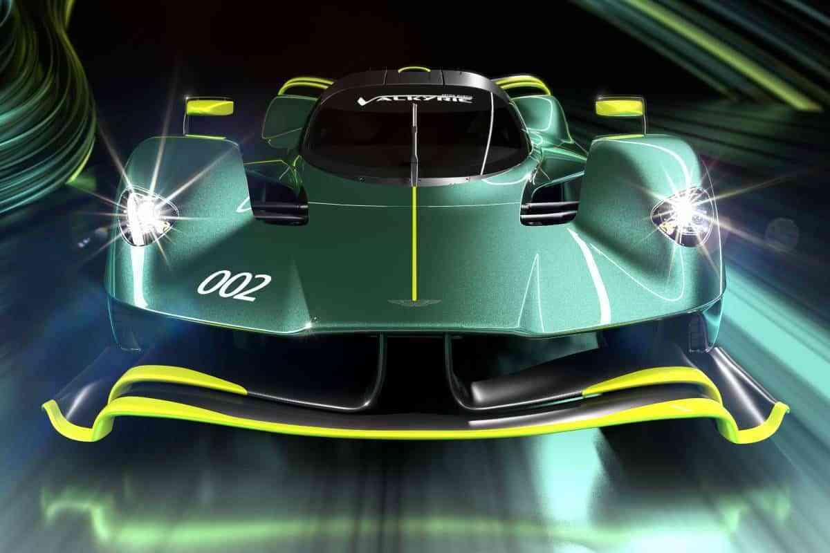 Llegó el hypercar definitivo: Aston Martin Valkyrie AMR Pro 1