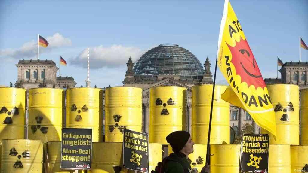 El fin de la energía atómica y el inicio de la energía Neutrinovoltaica en Alemania 1