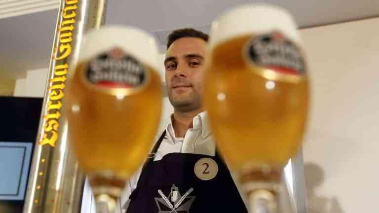 Un estudio indica que una o dos cervezas diarias, son una cantidad de consumo moderado saludable