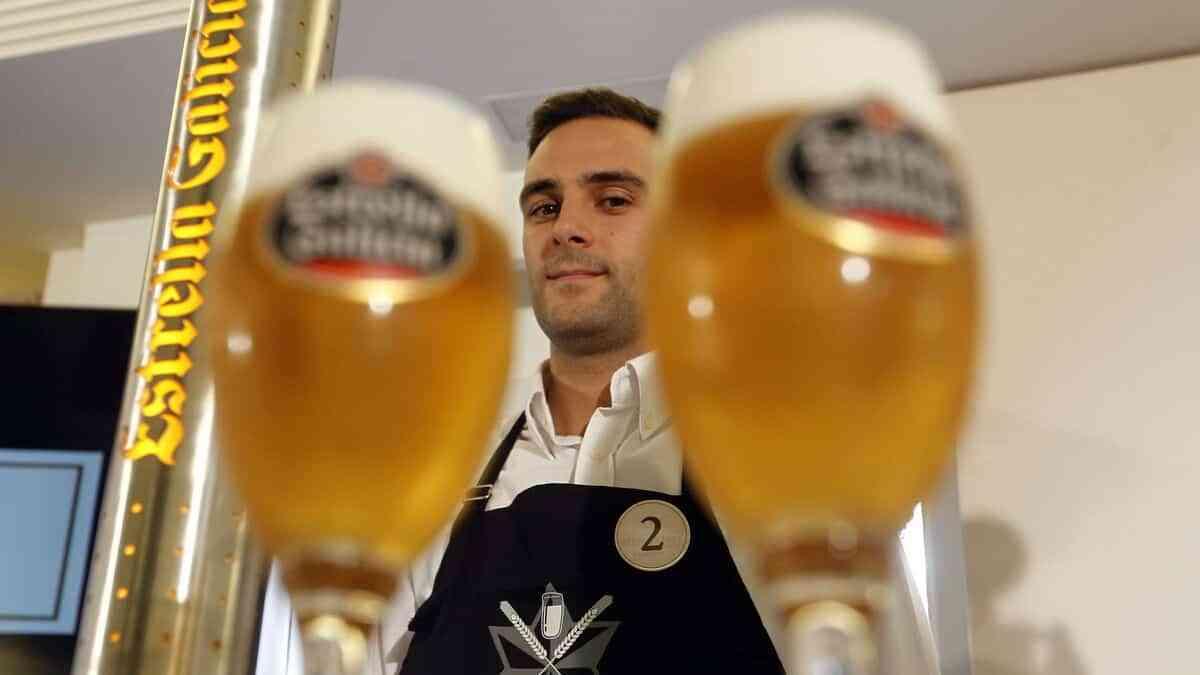 Un estudio indica que una o dos cervezas diarias, son una cantidad de consumo moderado saludable 1
