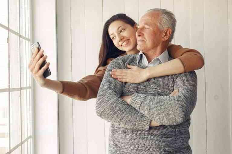 Los abuelos, más mayores y con menos nietos 3