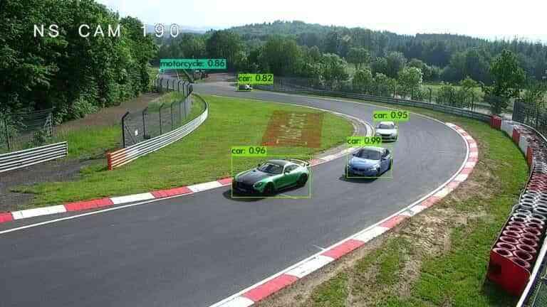 El circuito de Nuerburgring transforma su seguridad con la ayuda de la Inteligencia artificial