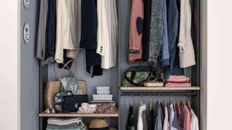 Claves a la hora de acertar con tu armario a medida para tu dormitorio