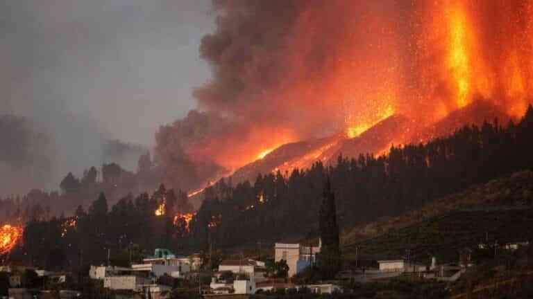 ¿Quién me cubre los daños en caso de erupción volcánica?