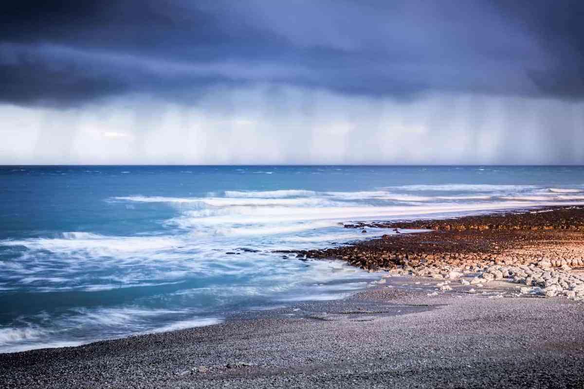 El agua del mar, buena para nuestra salud